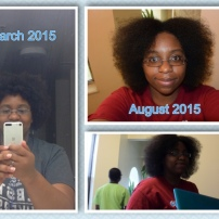 Afro March to August